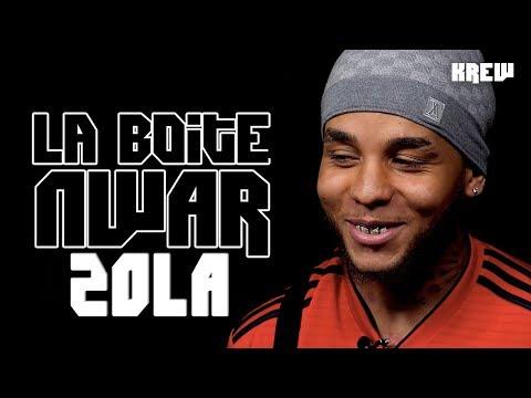 Youtube: ZOLA – LA BOITE NWAR: IL RÉPOND À TOUTES VOS QUESTIONS!