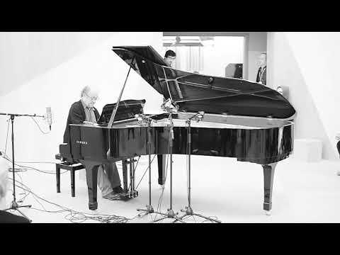 Studio Venezia recording session : Alain Planès