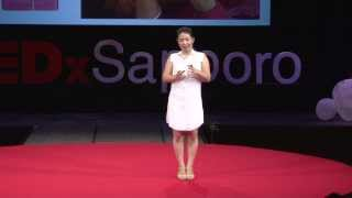 Social business for trafficked girls in Nepal | Mukaida Mai | TEDxSapporo