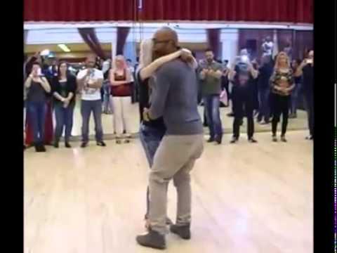 Define grinding dance