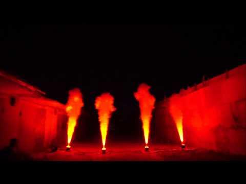 Криоэффекты CO2 jet