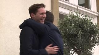 Màn cầu hôn của Thủ tướng Luxembourg Xavier Bettel với người tình Gauthier Destenay
