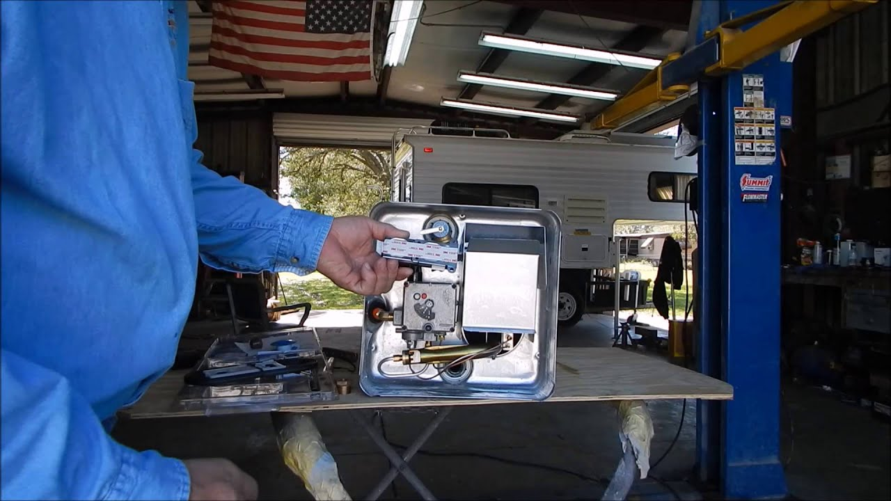 Hot Rod Rv Water Heater From Propane To Electric Or Both