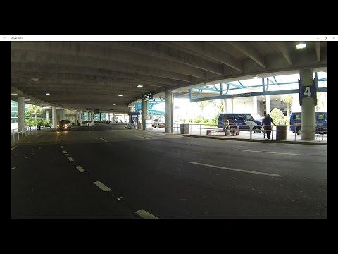 Hobby Lobby to Jacksonville International Airport (JAX) Terminal, Florida, 5 August 2016 GP031348