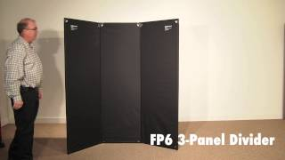 Fp6 Folding Value Room Divider By Versare