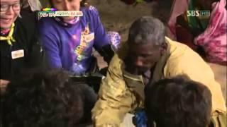 사칼라바족의 코스요리! @김병만의 정글의 법칙 2012…