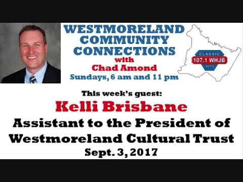 Westmoreland Community Connections - Sept. 3, 2017