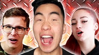 RiceGum ft. iDubbbz Content Cop & Jake Paul  -