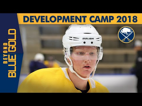 2018 Development Camp Behind-The-Scenes | Buffalo Sabres | Beyond Blue & Gold