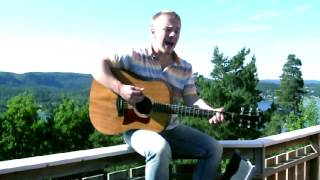 Tom Anders Klungland - Carrie - Europe (Acoustic Cover)