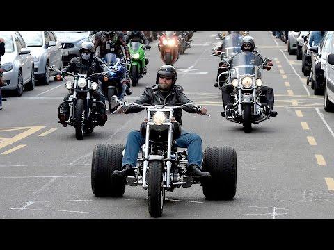ireland bikefest parade 2016