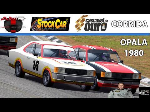AUTOMOBILISTA - OPALA 1980 NO CASCAVEL DE OURO