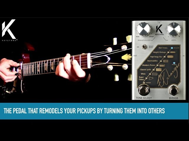 keyztone ExChanger Pickup Remodeler