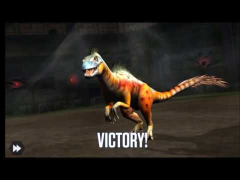 Jurassic World: The Game - Battle Stage 63: Scaphognathus - TANYCOLAGREUS Level 30 Debut!