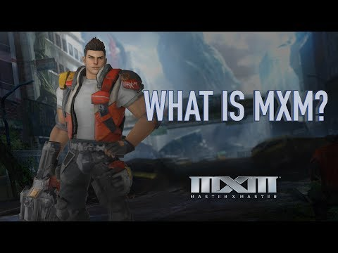 What is MXM?