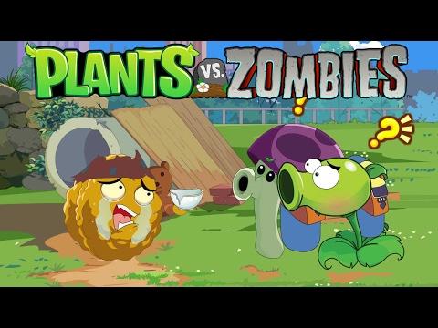 Plants vs. Zombies Animation : Senior Beggar