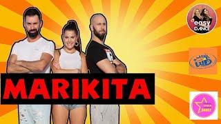 MARIKITA - Cumbia Dance - Roberto Polisano    EASYDANCE ft. ANDREA STELLA & BAILA CON LUIS