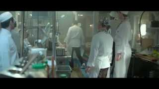 """Не шутите с карликом!!!!(фрагмент из фильма """"Кухня в Париже"""")"""