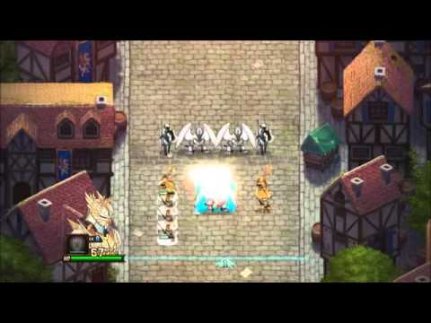 Clash of Heroes PC Sir Roderick first puzzle walkthrough