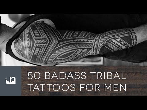 50 Badass Tribal Tattoos For Men