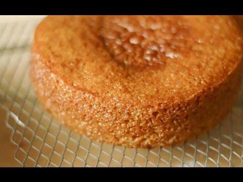 Orange Juice Cake Simple And Easy Make Orange Cake At Home