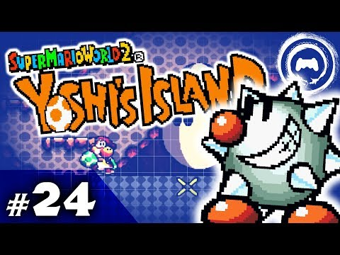 Yoshi's Island Part 24   TFS Gaming