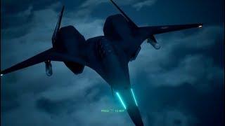 Ace Combat 7 - [Falken Campaign] Mission 14 - Cape Rainy Assault
