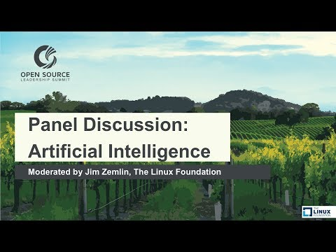 Keynote Panel: Artificial Intelligence and Machine Learning