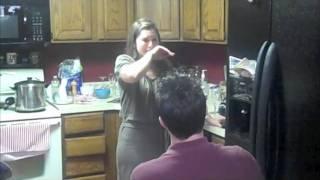 Christmas Proposal 2011