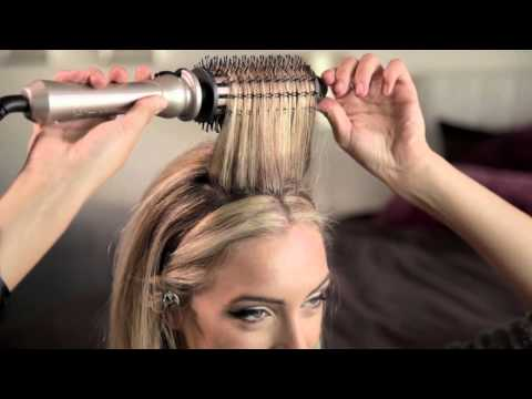 How to create a 60's bouffant hairstyle by Remington| Very.co.uk Hairstyle Tutorial