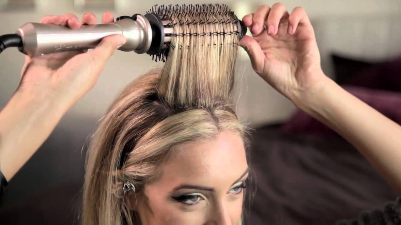 How to Create a 60's Bouffant Hairstyle by Remington
