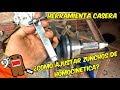 Fabricando una herramienta para ajustar zunchos metalicos