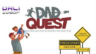 Dad Quest PC Gameplay 1080p 60fps