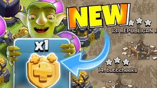 """NEW EVENTS!! 3 STAR WAR!! """"Clash Of Clans"""" SO MUCH STUFF!!"""
