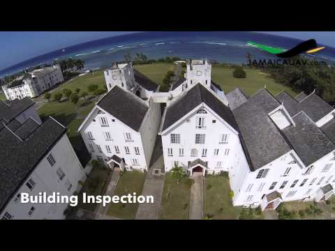 Sea Castles Aerial Property Inspection