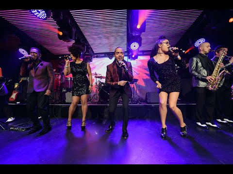 SupaTight Band - Live Pop Showreel