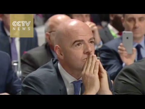 FIFA meet in Mexico, trying to restore organization's credibility