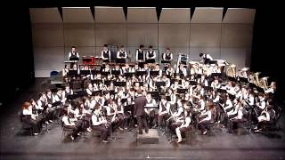 Puszta [Mvnt 1,3,4] (Jan Van Der Roost) - Gr.10 Symphonic Winds