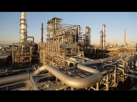 Производство бензина и дизельного топлива. НПЗ