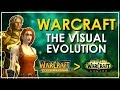 The Evolution of Warcraft's Timeless Style | From 1994 to 2017