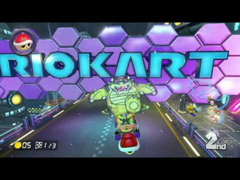 Mario Kart 8 (MK8) Online ~Worldwide - BOOGNISH BUTCHERED