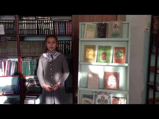 Изображение предпросмотра прочтения – МиланаХаритонова читает произведение «Мартышка и очки» И.А.Крылова