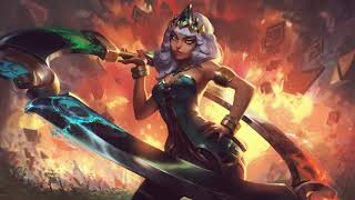 Qiyana - Russian Voice - League of Legends