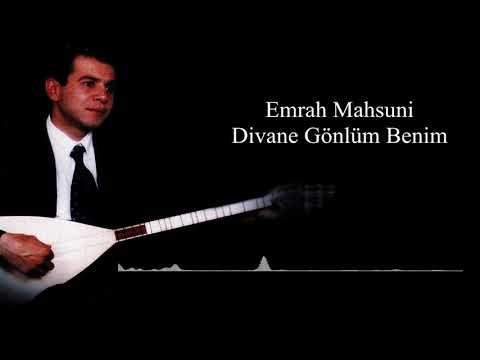 Emrah Mahsuni - Divane Gönlüm Benim [ © ARDA Müzik ]
