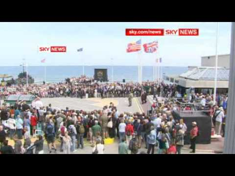 Sky News - D-Day 65th Anniversary [World Leaders]