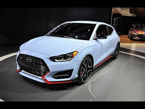 Hyundai Veloster 2019 POTENCIAAA