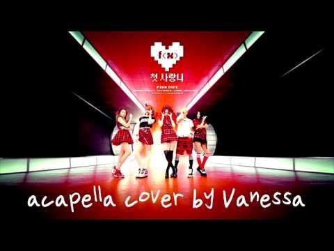 Download f(x) - 첫 사랑니 (Rum Pum Pum Pum) (Acapella Cover by Vanessa)