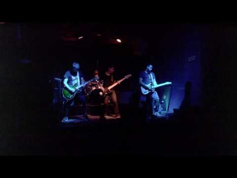 Khara live@ Elektropionir Belgrade, Serbia (Macedonian post metal)