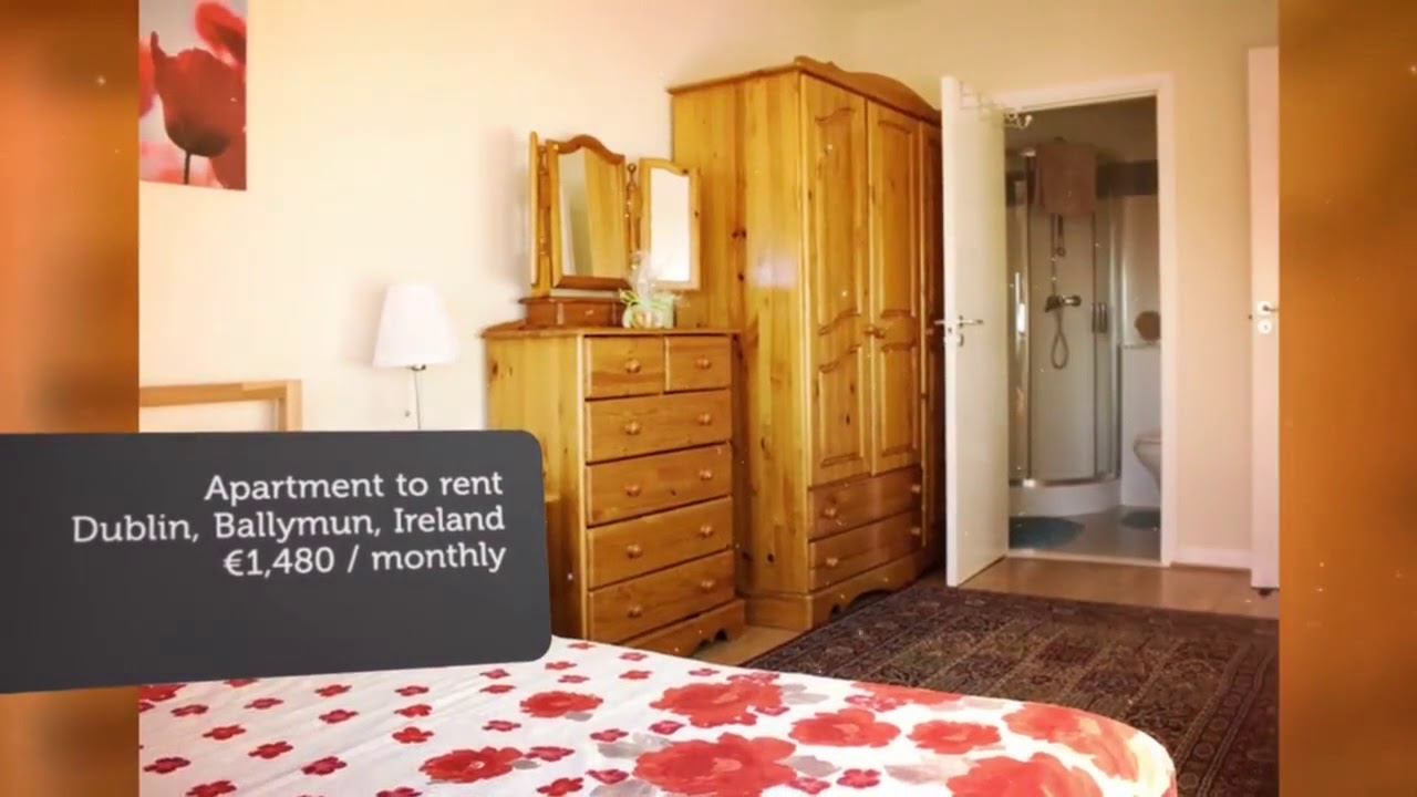 Apartment To Rent In Dublin, Ballymun, U20ac1,480 / Monthly