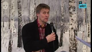 Lars Lerin konstnär